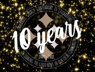 10 Year Anniversary Weekend