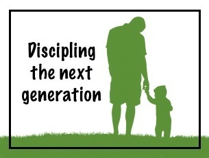 Discipling the next generation